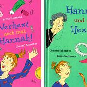 Hannah und die Hexen, Thienemann Verlag 2008