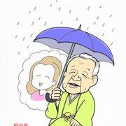『相合傘』桂米丸