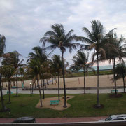 Unsere Aussicht vom Hotelzimmer