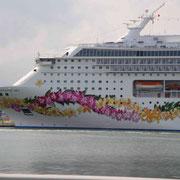 Kreuzfahrtschiff 2