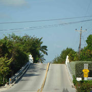 Villenquartier vor Key West...