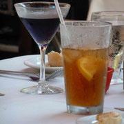 purple Martini mit long Island Icetea... war aber leider nicht unseres...