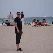 Endlich am Strand...