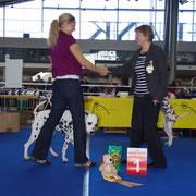 Campinos ersten beiden Siege in der Jugendklasse - Stuttgarter Jugendsieger 2011 im Alter von 9 Monaten