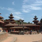 Patan, templi