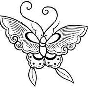 la farfalla - the butterfly