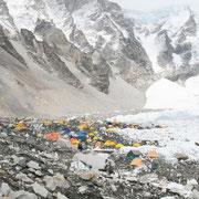 Monte Everest campo base 2