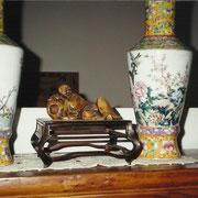 Statua marmorea di Li Bo - Poetry Li Bo marble statue