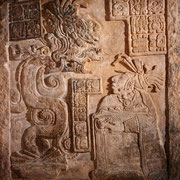 Teaotihuacan, Yaxchilan