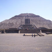Teotihuacan, Teonate, Piramide del Sole