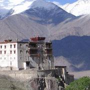 Hemis, monastery