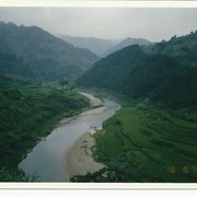 Valle delle minoranze Miao - Minority Miao valley