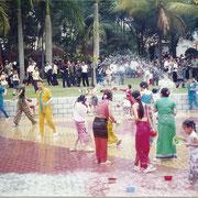 Xixuabanna, festa dell'acqua - water festival
