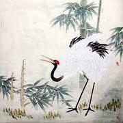 la gru - the crane