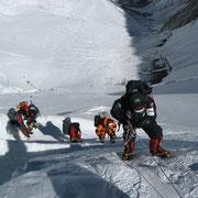 Beppe scala monte Everest
