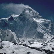 Monte Everest parete nord