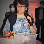 """Sr. Mariotte Hillebrand, Initiative """"Frauen aller Länder laden ein"""""""