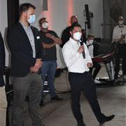 Nick Erichsen und Henning Gerlach, BDKJ Stadtverband Duisburg