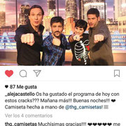 Alejandra Castelló en HORA PUNTA (TVE) 20/02/2017. Del Hueso una Flor