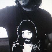 Gato Charro con THG Camiseta de Camarón Mayo 2014