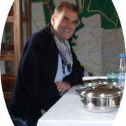 Sehr gefreut habe ich mich über den Besuch von Herrn Dr.Thiel, Oberkonservator beim Amt für Denkmalpflege und vorm. Geschäftsführer der Deutschen Limeskommission; einer der namhaftesten Kenner der römischen Antike