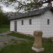 Neu im Frühjahr 2017 - eine Kopie eines Votivsteins der ersten asturischen Kohorte für Jupiter; das Original im Römermuseum Mainhardt (geöffnet Sonn- und Feiertags 14-16 Uhr)  https://www.mainhardt.de/index.php?id=303