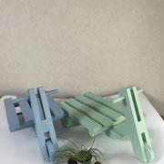 三輪車(グリーン・パリジャンブルー)