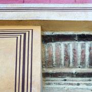 Detalle de encuentro entre fachadas