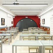 Sala de conferencias de Hotel Carlos V
