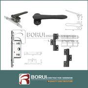 BR.605 Aluminium Bifold Door Hardware