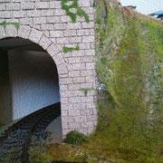 Tunnelportal Januar 2014
