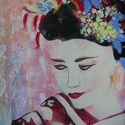 Geisha Butterfly (Ausschnitt)