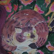 Auf einem Divan von Matisse