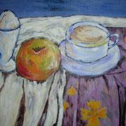 Kaffee und Ei (für meine Oma)