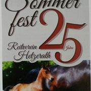 Unser diesjähriges Sommerfest