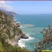 Entre Vernazza et Monterosso