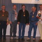 Deutscher Mannschaftsmeister 2009 der ISPA