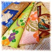 Hawaiian Fabric/ハワイアンの布_01 ©Atelier Z=Grace