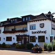 Restaurant Landhof in Oftersheim.