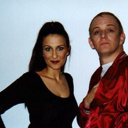 Musical Gala Crea World Solothurn 2001, Grease mit Jasmin Schmid