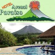 La Fortuna Arenal - Hotel Paraiso