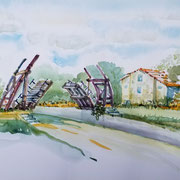 """17.06.20 Arles - Brücke """"Vincent Van Gogh"""""""
