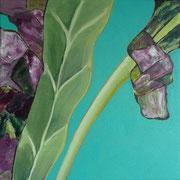 n.o.T. | Acryl auf Leinwand | 30 cm x 30 cm | 2009 • Privatbesitz