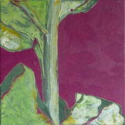 o.T. | Acryl auf Leinwand | 30 cm x 30 cm | 2009