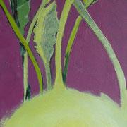 kohlleuchter | Acryl auf Leinwand | 30 cm x 60 cm | 2009