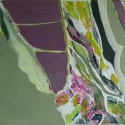 einblicke | Acryl auf Leinwand | 60 cm x 30 cm | 2009