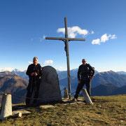 Pizzo della Croce 1491 m