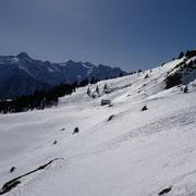 Alpe di Vignone 1970 m