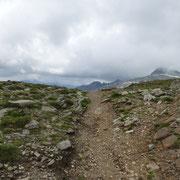 Passo del Narèt 2437 m