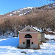 Rifugio Sant'Anna 1342 m